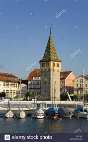 Mangturm of Lindau, Lake of Constance, west Allgäu, Allgäu, Swabian Stock  Photo - Alamy