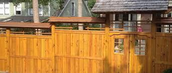 Woodworx Extreme Carpentry Asian Stile Fence Woodworx
