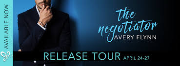 The Negotiator by Avery Flynn…Release Tour with Review