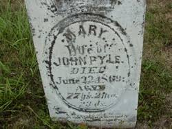 "Mary ""Polly"" Wells Pyle (1792-1869) - Find A Grave Memorial"