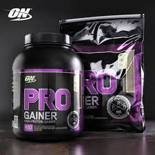 optimum nutrition pro gainer 10 16