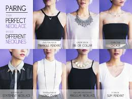 pairing the perfect necklace with