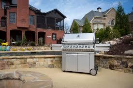 pro665 lifestyle napoleon grills