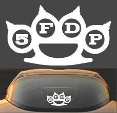 8 Five Finger Death Punch 5fdp Metal Band 7 Year Vinyl Decal Sticker Zxyov3py Zxyov3py 35 65
