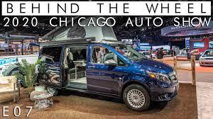 chicago auto show news and photos