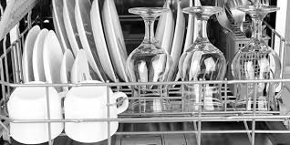 dishwasher leaves your glassware cloudy
