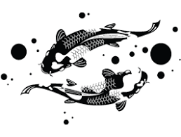 Koi Fish Wall Decals Dezign With A Z