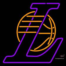 Los Angeles Lakers Alternate Pres Logo ...