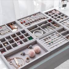 new drawer jewellery organizer box