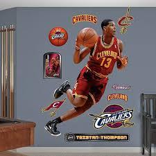 Tristan Thompson No 13 Cleveland Cavaliers Wall Graphics Fathead Iron Man