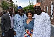 Brooklyn's MoCADA welcomes the 51st Ooni of Ife | New York Amsterdam News:  The new Black view