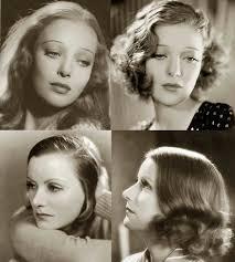 1930 S Hairstyles Fryzury Retro Fryzury Vintage Fryzury