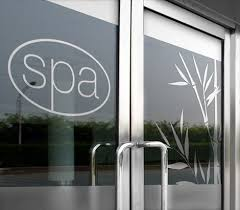 Frosted Glass Decals Frosted Glass Films Signazon