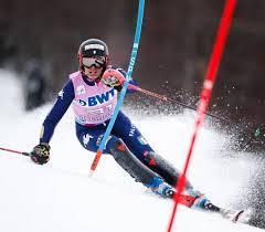 Valanga rosa in Austria nella combinata femminile di sci, Brignone ...