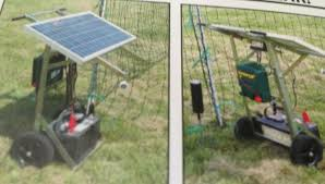 Solar Electric Solar Electric Fence Kit