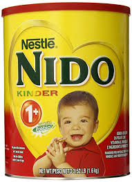nestle nido kinder powdered milk