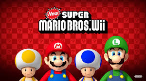 new super mario bros wii wallpapers hd