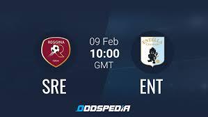 Reggina Calcio - Virtus Entella » Odds & Livescore in Real-time + Live  Stream
