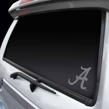 Alabama Crimson Tide Chrome Window Graphic Decal Walmart Com Walmart Com