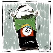 Resultado de imagem para fascismo bolsonarista