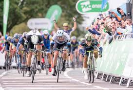 Caleb Ewan wins stage 3 of the Tour of ...