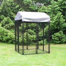 Dog Kennels Dog Carriers Houses Kennels The Home Depot