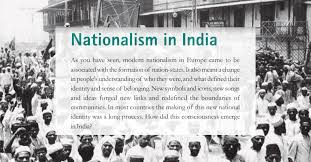 Nationalism in India Class 10 Notes pdf