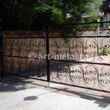 Beautiful And Affordable Wrought Iron Fence In Toronto Gta