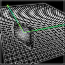 laser mirror room deflection laser de