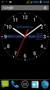 og clock live wallpaper 7 apk 4 0