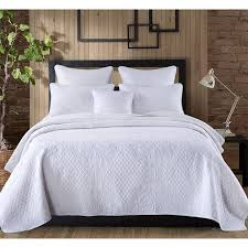 luxury 100 cotton coverlet bedspread