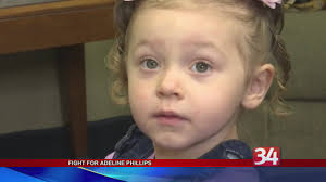 Fundraiser to be held for a little girl who is battling a very ...