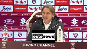 Torino-Genoa 1-1 (5-4 dcr) la conferenza di Nicola - YouTube
