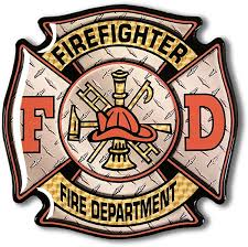 Amazon Com Proud Store Online Firefighter Sticker Maltese Cross Domed Decal Emblem Car Sticker 3d 3 2 Fire Department Fireman Fire Squad Automotive