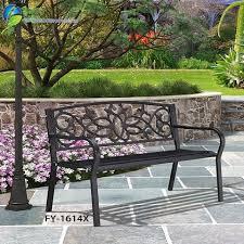 garden bench chairs cast iron