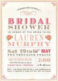 design bridal shower invitations free