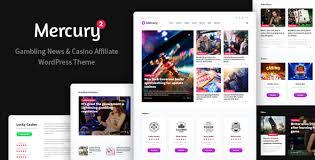 Download] Mercury - Gambling News & Casino Magazine WordPress ...