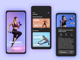 home workout application by spec india