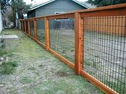 Cattle Panel Chicken Coop Cattle Panel Fence Hog Panel Fencing Cattle For Goats Modern Design In 2020 Diy Privacy Fence Fence Design Privacy Fence Designs