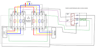 automatic transfer switch switch