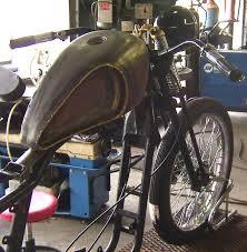 big twin sportster custom motorcycle