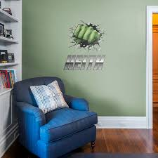 The Hulk Fist Personalized Name Giant Officially Licensed Marvel Bedroom Decor Atmosphere Ideas Silouette Template Fists Cartoon Green Logo Incredible And Arm Apppie Org