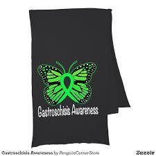 Gastroschisis Awareness Scarf Awareness Tattoos Scarf