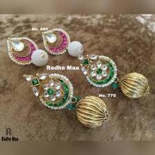 radhe maa jewels real indian kundan