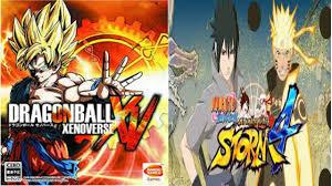 Game Battle: Dragon Ball Xenoverse vs. Naruto Shippuden Ninja Storm 3 -  Anime Conversation