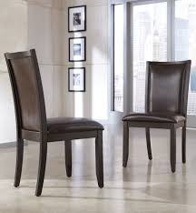 Adela Brown Dining Chair - CB Furniture