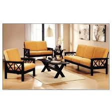 modern wooden sofa लकड क स फ