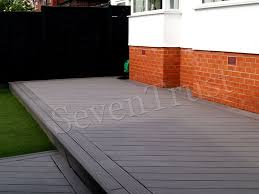 Wood Plastic Composite Fence In Singapore