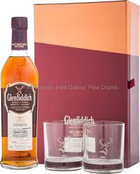 glenfiddich malt master whisky gift set