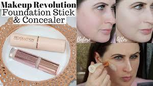 makeup revolution concealer stick